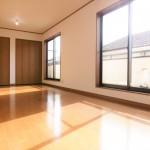 ■2部屋に間取り変更可能な洋室です!