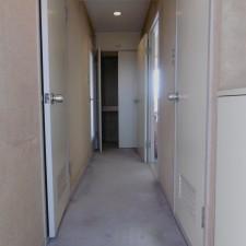 工事前 玄関ホール