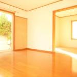 ■リビングと和室は続き間で約23帖分のスペースです!