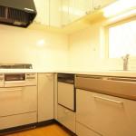 ■使い勝手の良い、L型システムキッチンです!