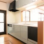 ■食洗器・水栓新規交換済みのカウンターキッチン♪