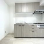 ■新規システムキッチン交換済み