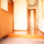 ■広々とした玄関ホール!