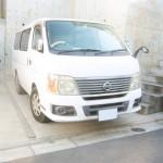 ■大型車・ハイルーフ車両駐車可能です♪