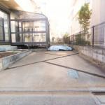■車2台分駐車可能なカースペースです!