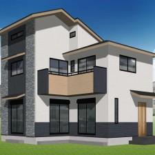 [売買]新築住宅 小金井市緑町4丁目 和風Modern住宅