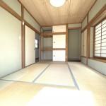 ■大型収納・床の間付き和室♪