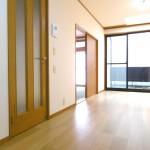 ■1階は和室とつなげて16.5帖のくつろぎ空間♪