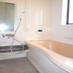 ■広々浴室は1坪タイプ!
