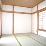 ■心落ち着く和室は寝室に客間に最適!