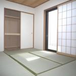 ■心落ち着く和室は客間に、寝室に最適!