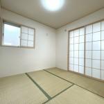 ■押入付き4.5畳の和室です!