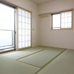 ■心落ち着く和室は客間・寝室に最適♪