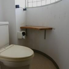 工事前 トイレ