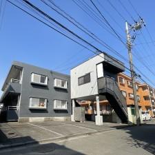 【賃貸】東大和市中央 鉄筋コンクリート造 2階三方角住戸