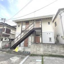 【賃貸】フロンティアズヒロセ 2階三方角 女性限定アパート