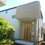 ■外観 新築 NATURAL-MODERN住宅の発表♪