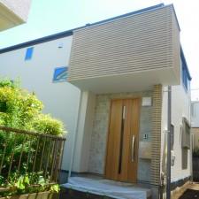 [売買]新築住宅 武蔵野市関前2丁目 NATURAL-MODERN住宅