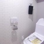 ■新規ウォシュレット付きトイレ!